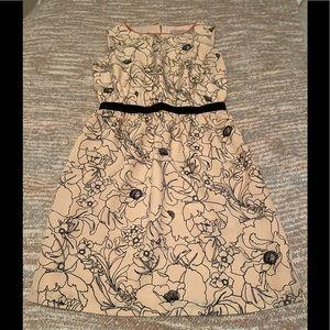 Loft Floral Dress  - EUC